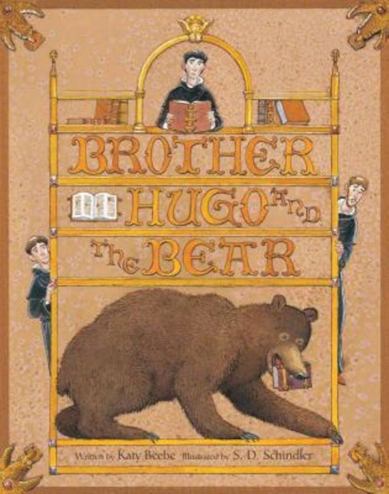 Brother Hugo and the Bear, Hardcover