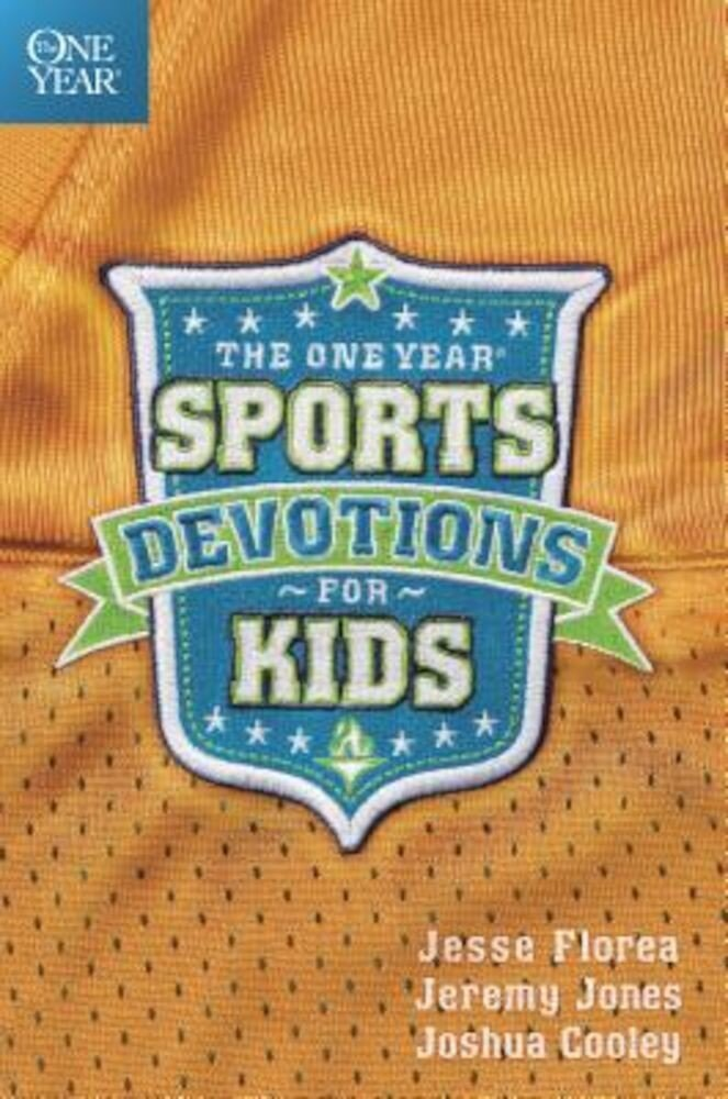 The One Year Sports Devotions for Kids, Paperback