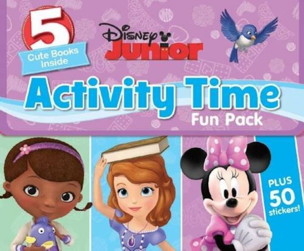 Disney Junior: Activity Time Fun Pack