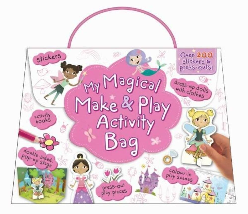 My Magical Make and Play Activity Bag