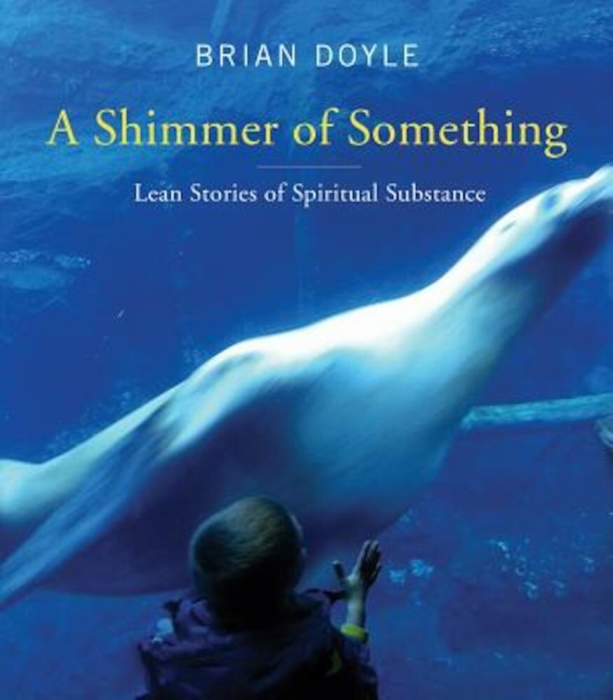 Shimmer of Something: Lean Stories of Spiritual Substance, Paperback
