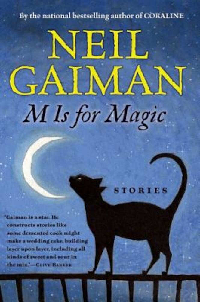 M Is for Magic, Paperback