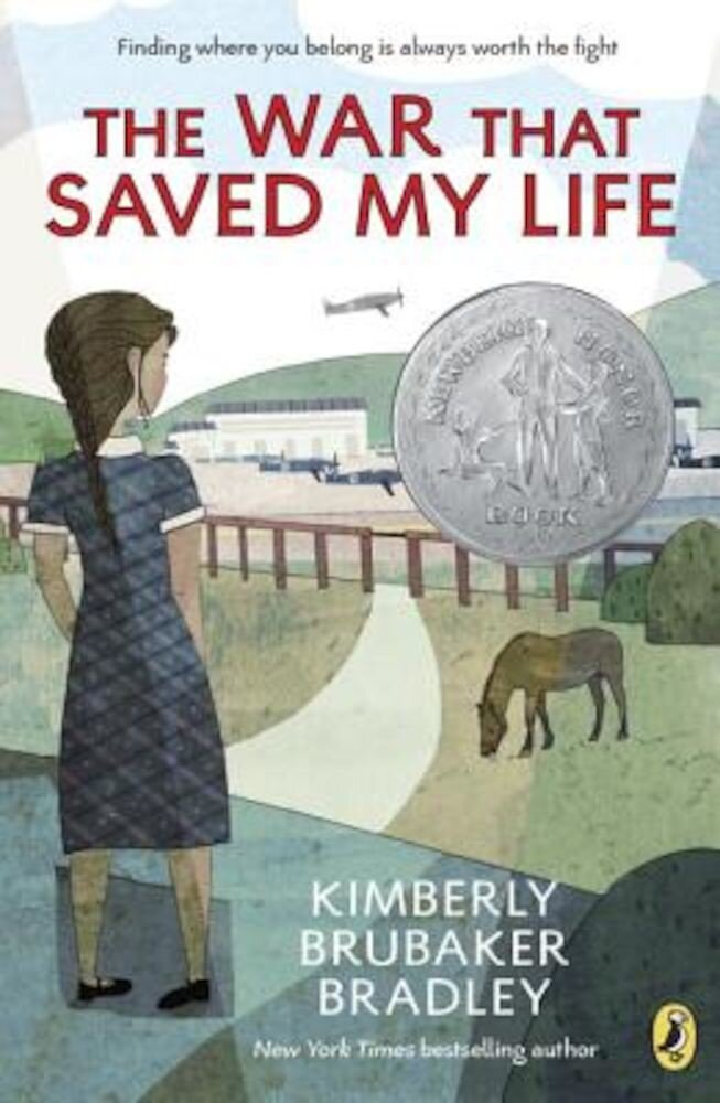 The War That Saved My Life, Paperback