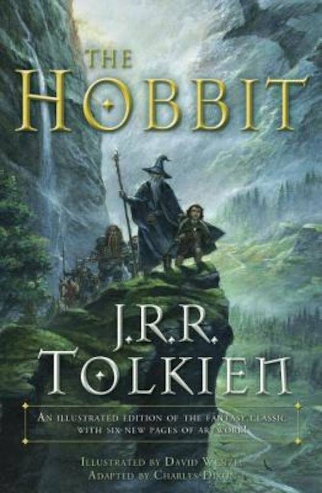The Hobbit (Graphic Novel): An Illustrated Edition of the Fantasy Classic, Paperback