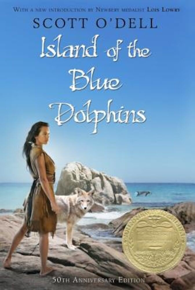 Island of the Blue Dolphins, Paperback