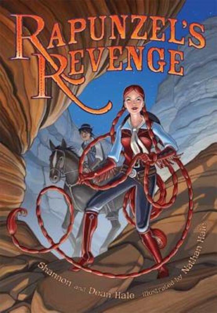 Rapunzel's Revenge, Paperback