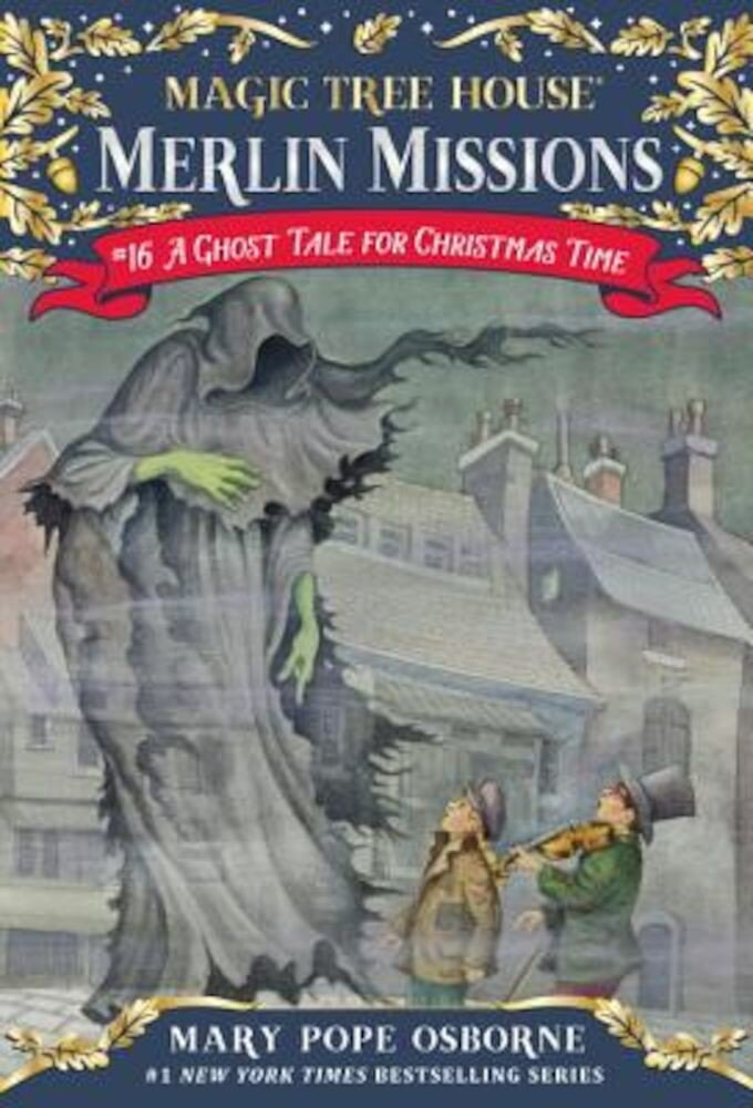 A Ghost Tale for Christmas Time, Paperback