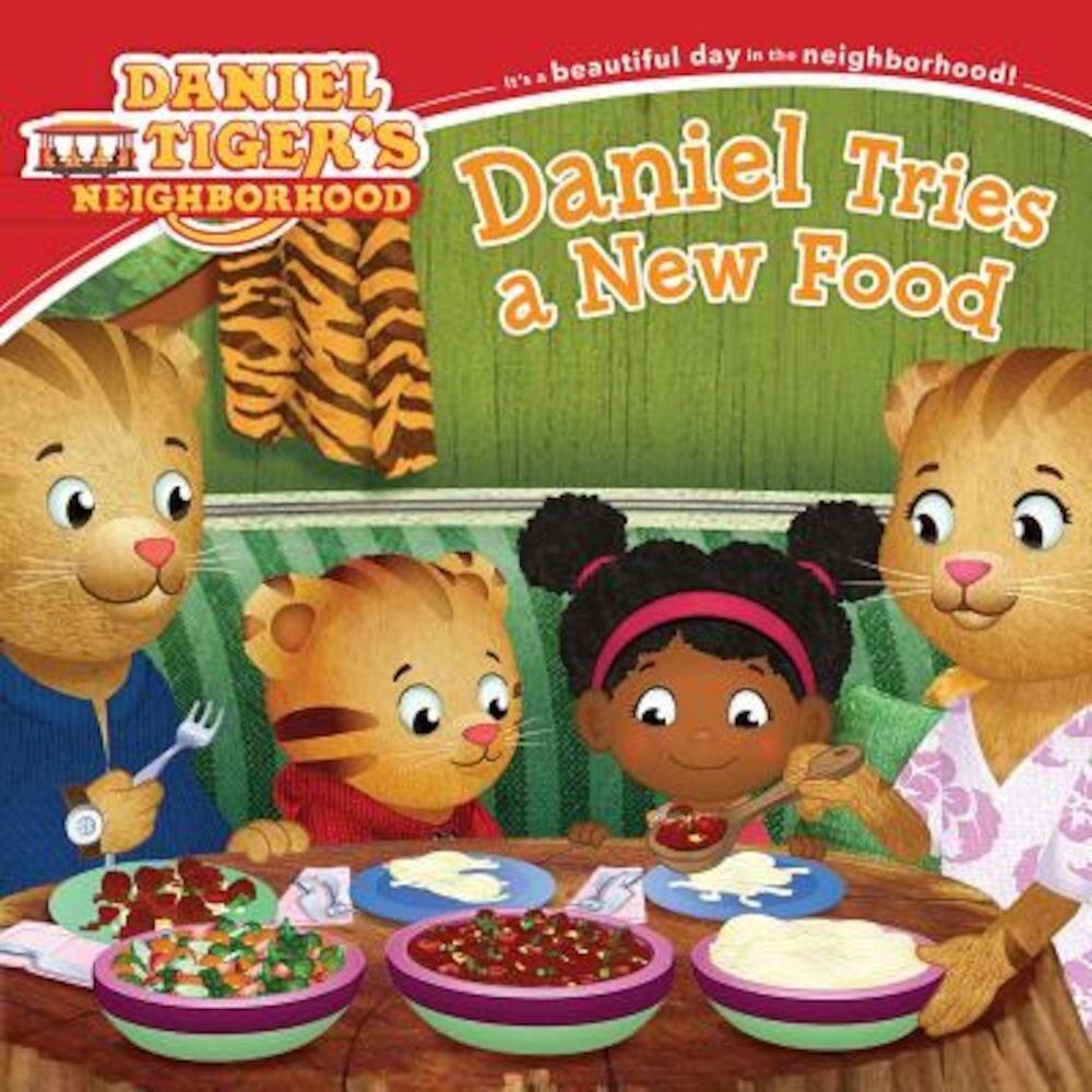 Daniel Tries a New Food, Paperback