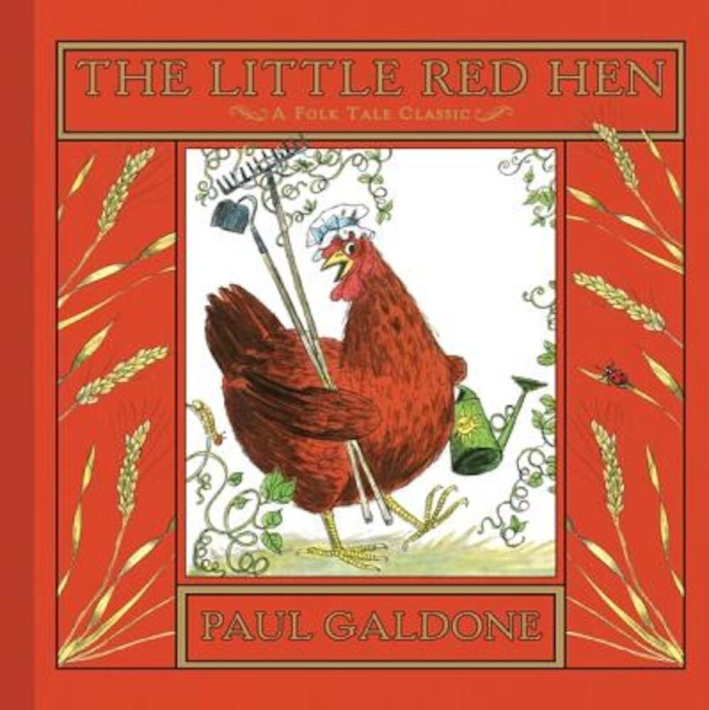The Little Red Hen, Hardcover