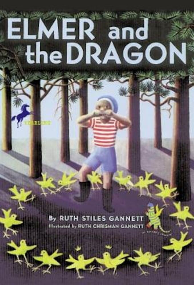 Elmer and the Dragon, Paperback