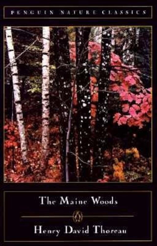 The Maine Woods, Paperback