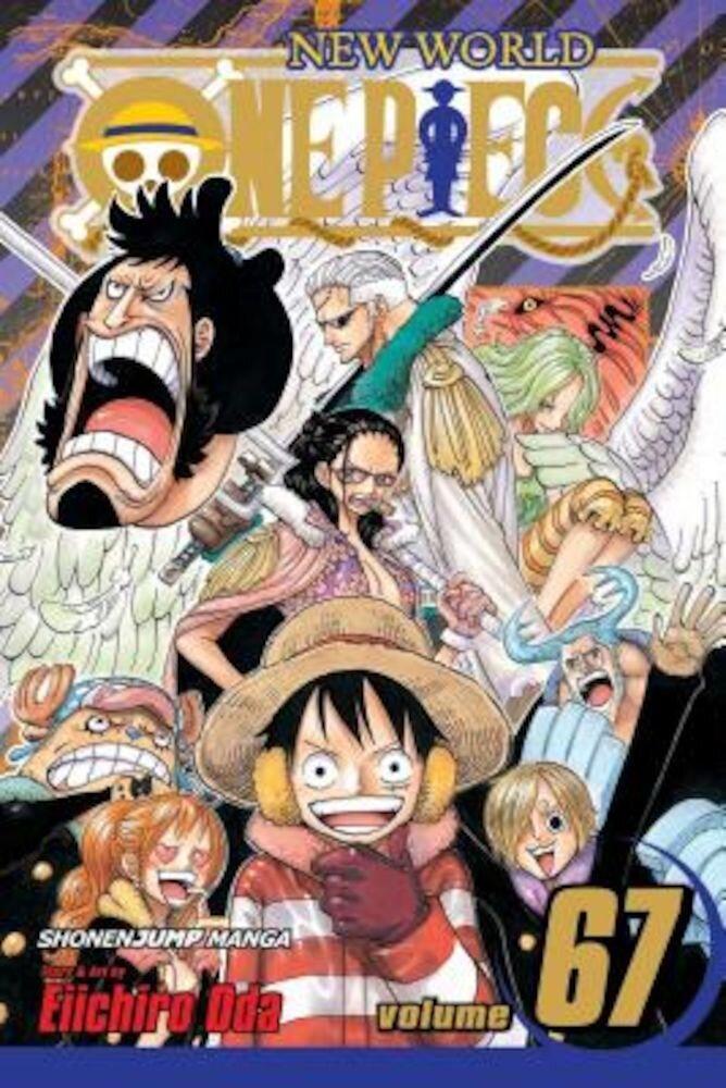 One Piece, Vol. 67, Paperback