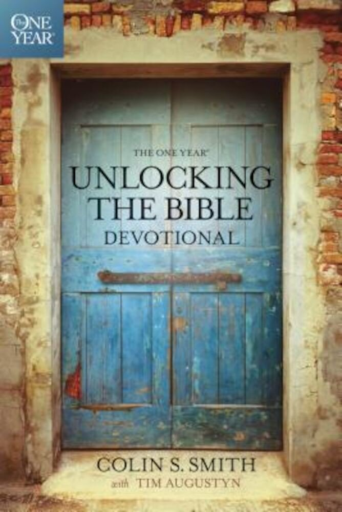 The One Year Unlocking the Bible Devotional, Paperback