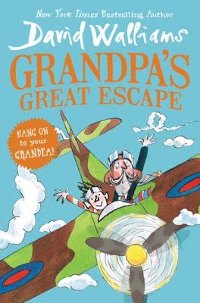 Grandpa's Great Escape, Hardcover