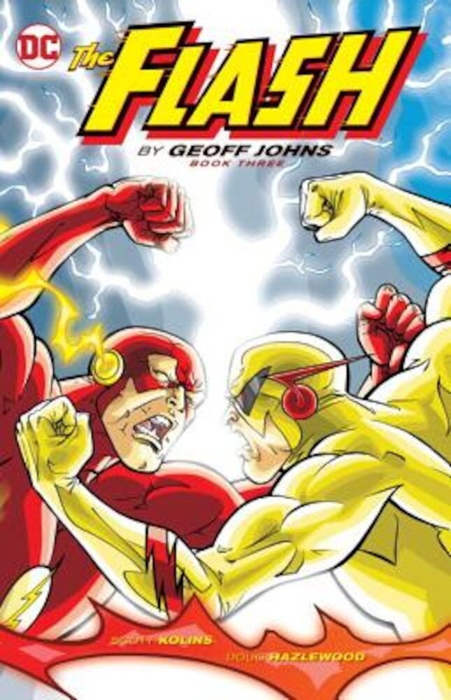 The Flash, Book Three, Paperback
