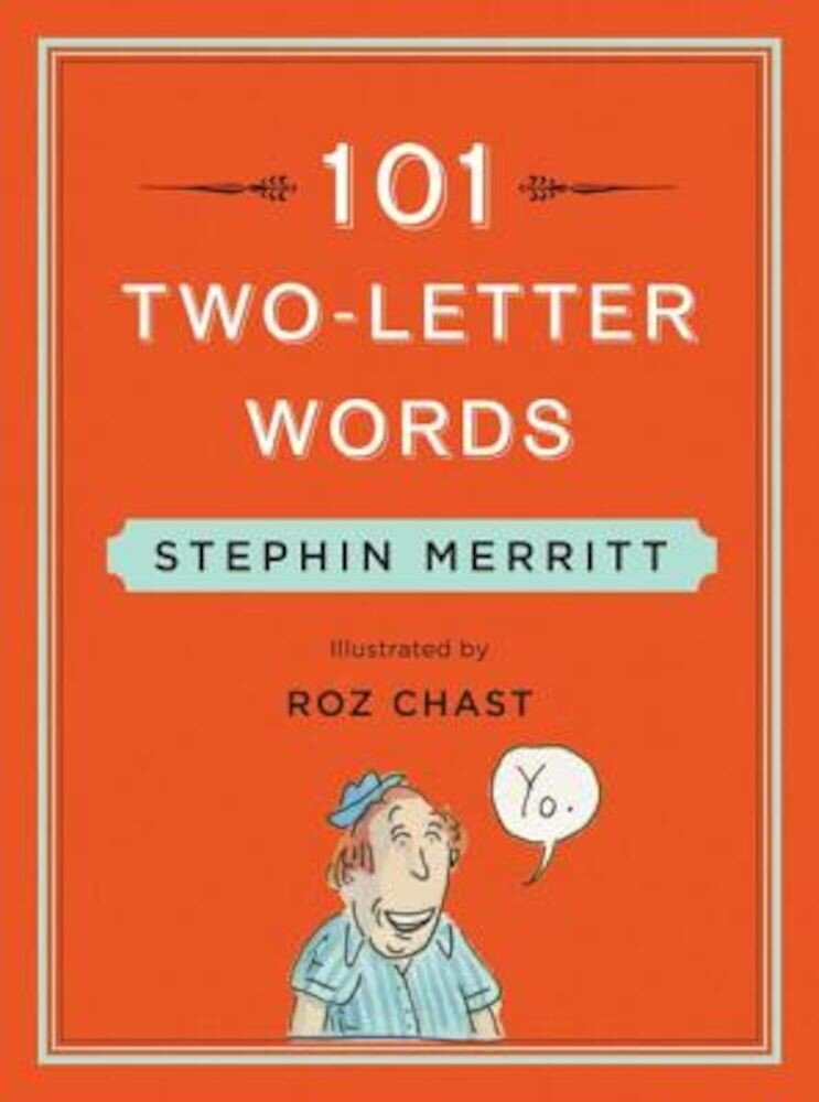 101 Two-Letter Words, Hardcover