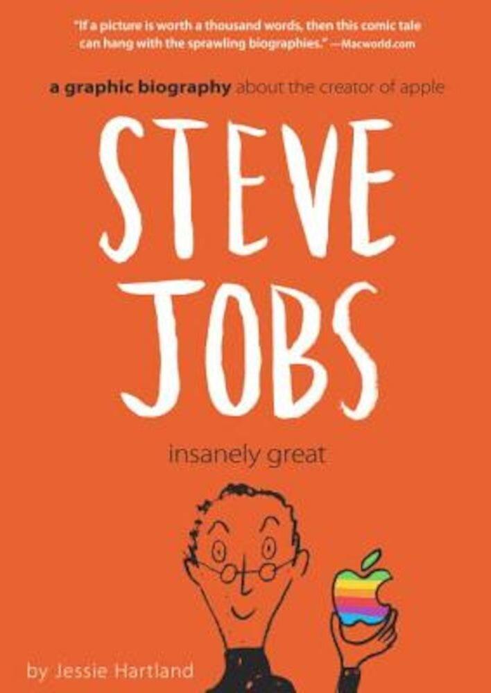 Steve Jobs: Insanely Great, Paperback