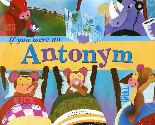 If You Were an Antonym, Paperback