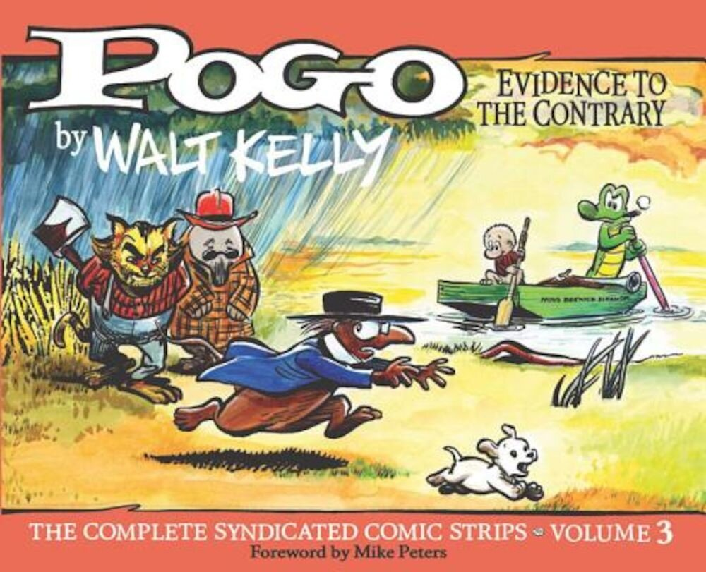 Pogo Vol. 3: Evidence to the Contrary, Hardcover