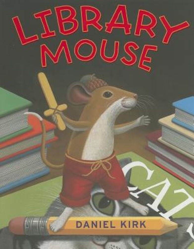 Library Mouse, Hardcover