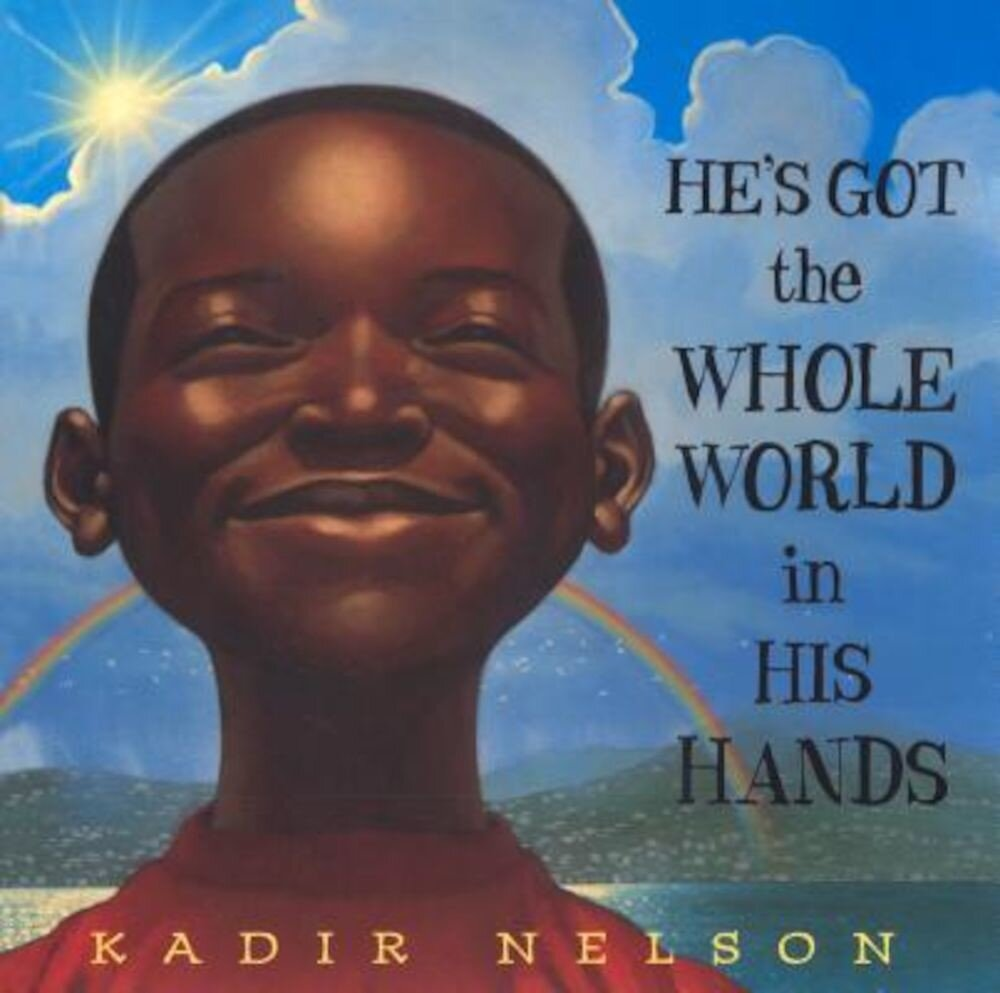 He's Got the Whole World in His Hands, Hardcover
