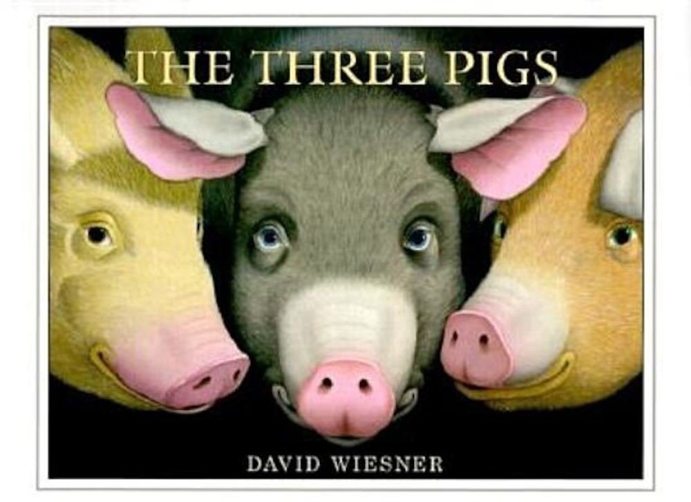 The Three Pigs, Hardcover