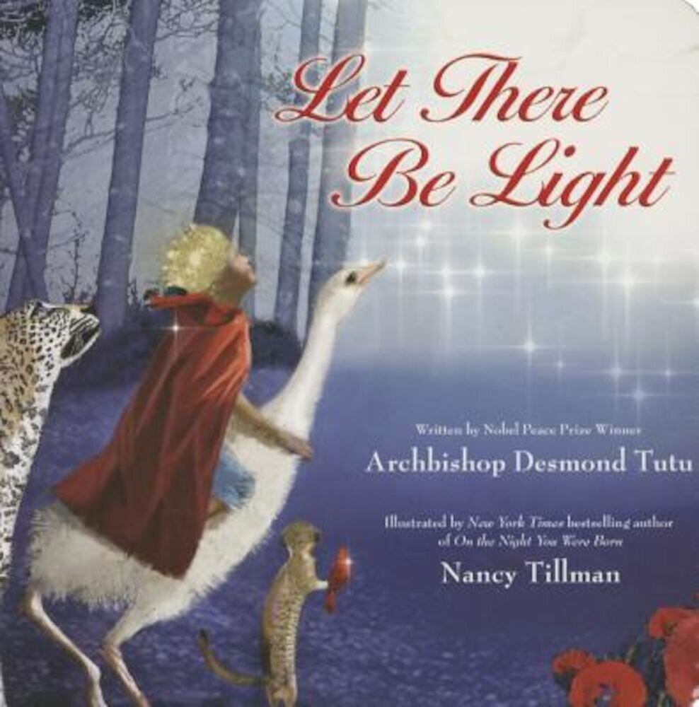Let There Be Light, Hardcover