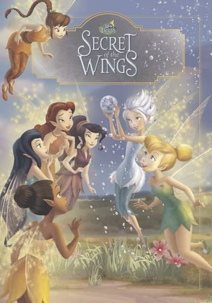 Disney Fairies: Tinkerbell & the Secret of the Wings