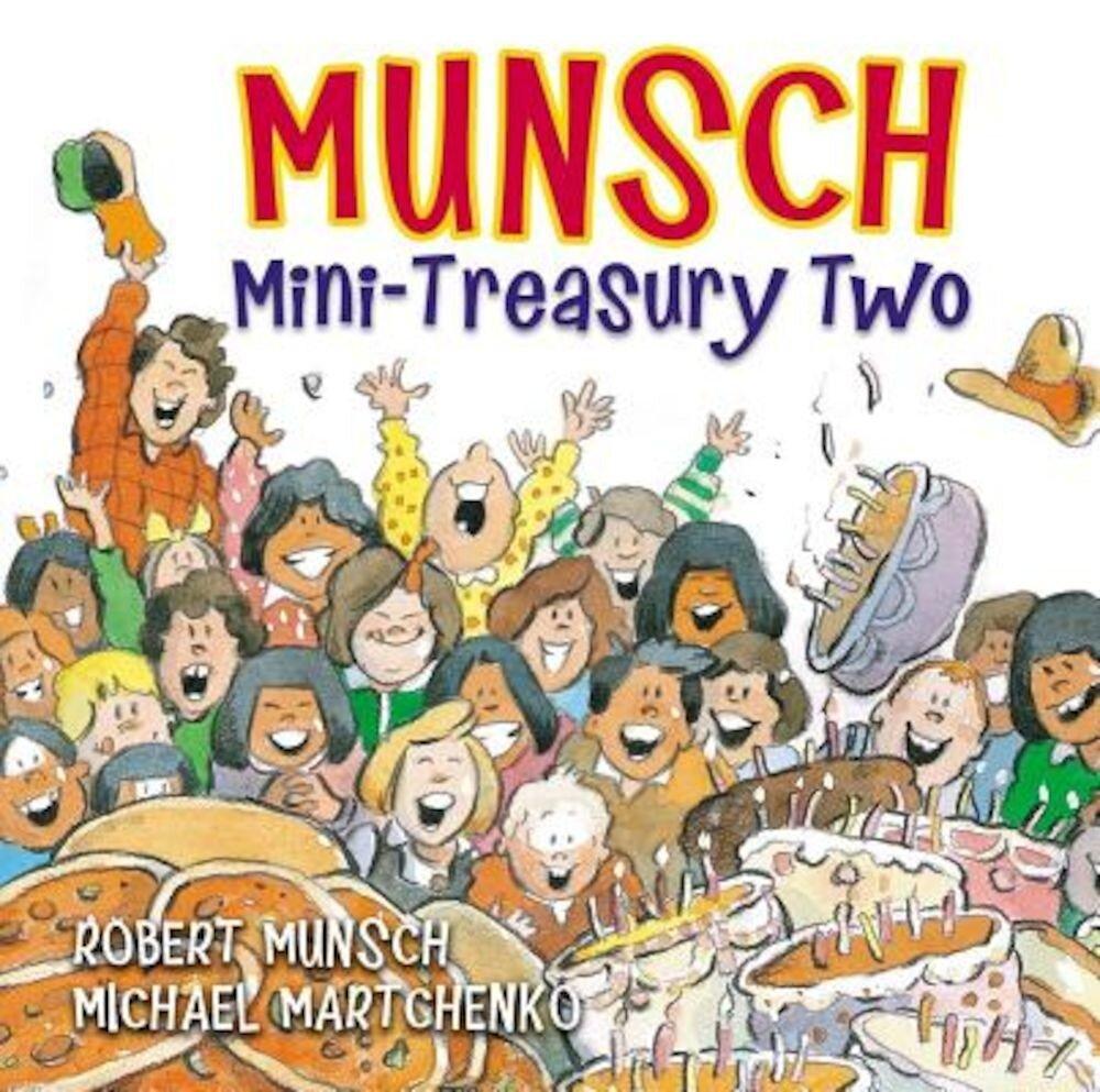 Munsch Mini-Treasury Two, Hardcover