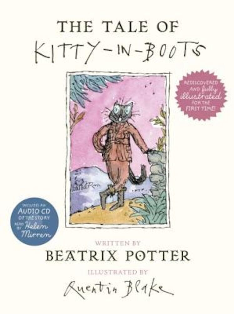 The Tale of Kitty-In-Boots, Hardcover