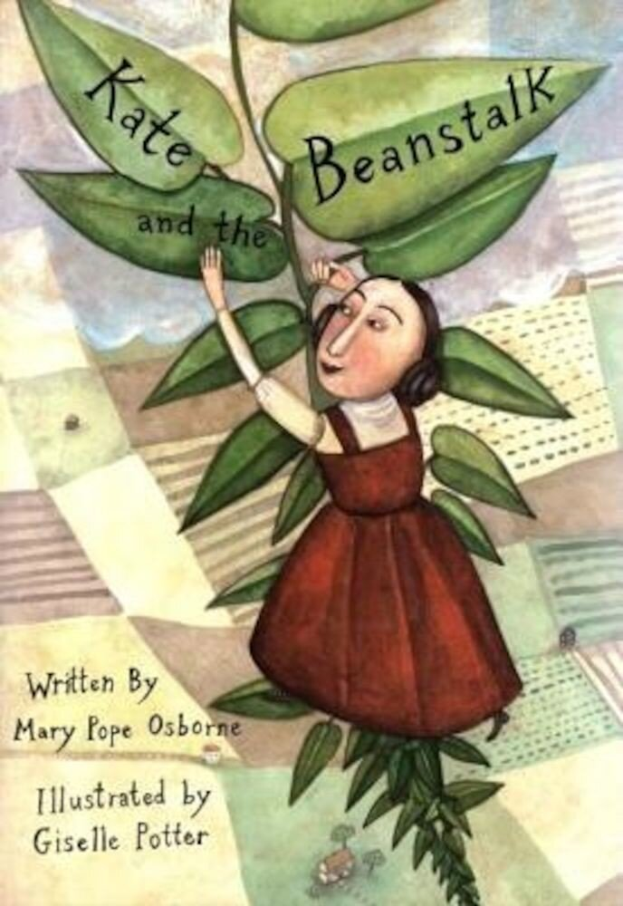 Kate and the Beanstalk, Hardcover