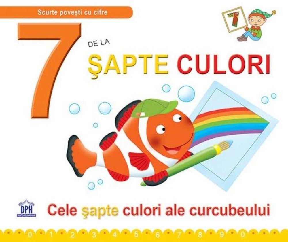 Coperta Carte 7 De La Sapte Culori