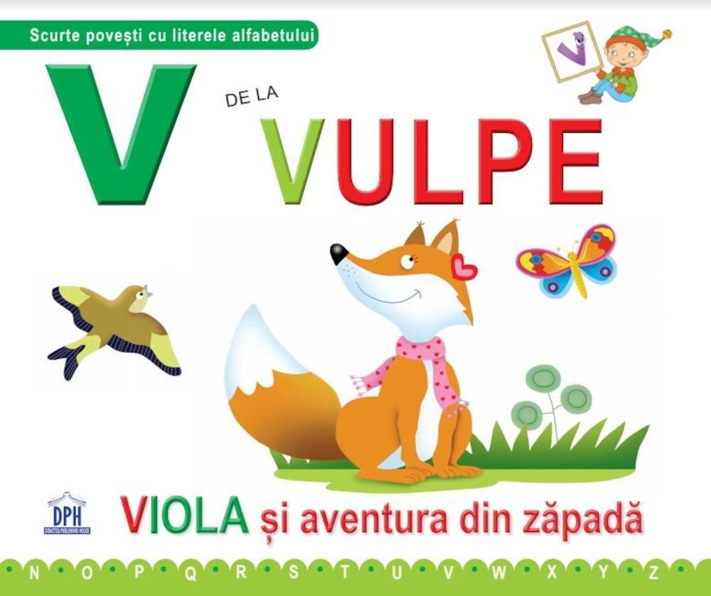 Coperta Carte V de la Vulpe