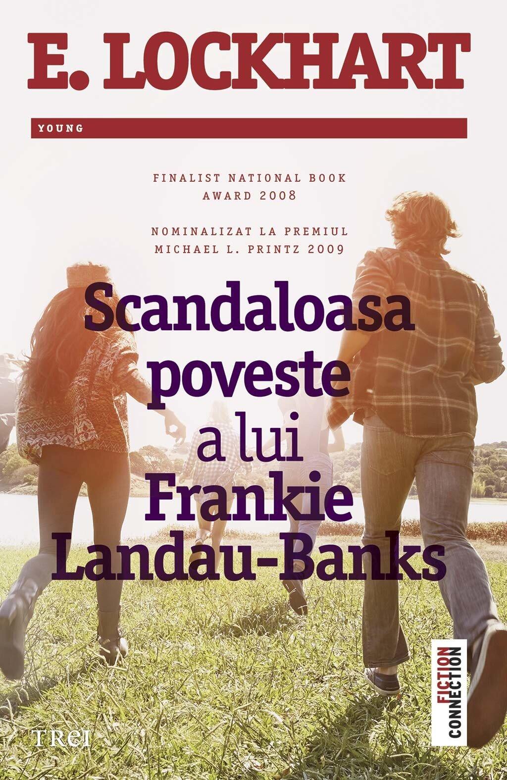 Scandaloasa poveste a lui Frankie Landau-Banks (eBook)