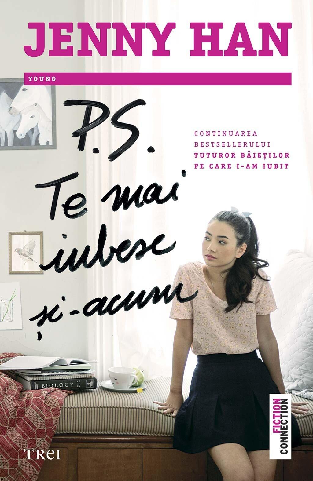 P.S. Te mai iubesc si acum (eBook)