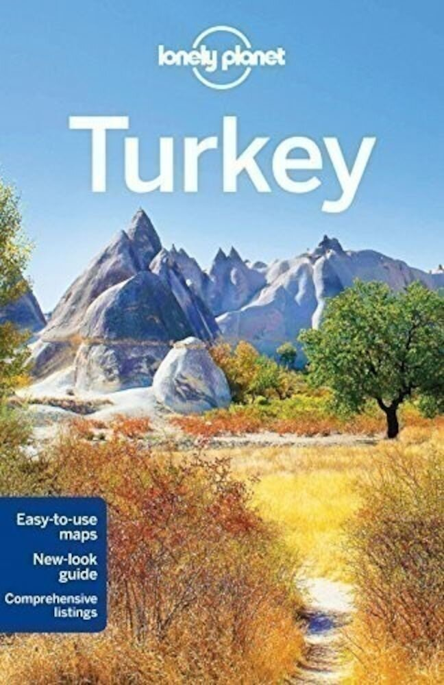 Coperta Carte Turkey