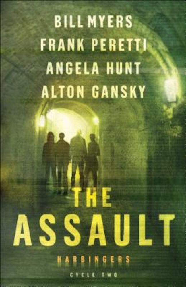The Assault: Cycle Two of the Harbingers Series, Paperback
