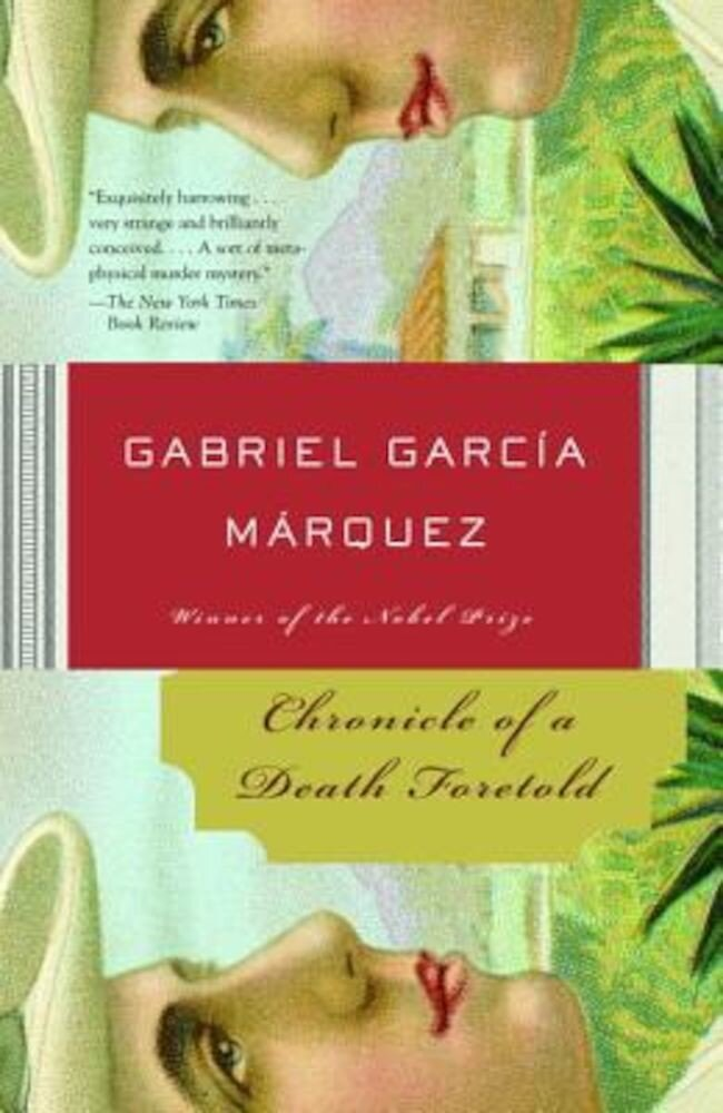 Chronicle of a Death Foretold, Paperback
