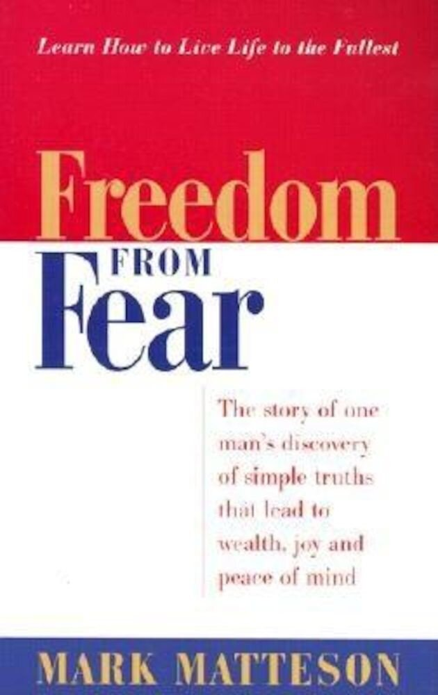 Freedom from Fear, Paperback