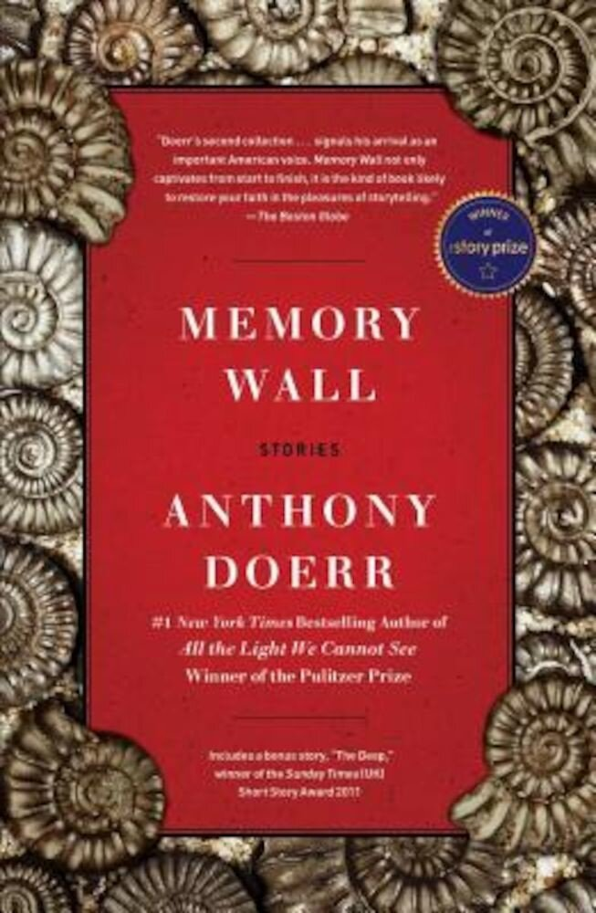 Memory Wall: Stories, Paperback