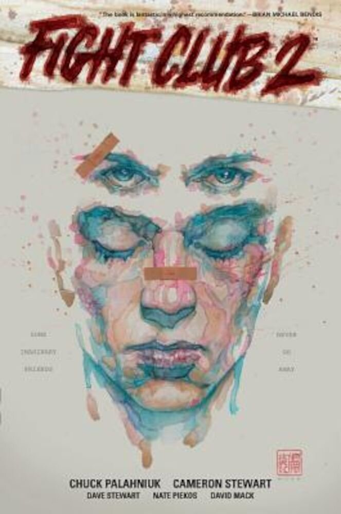 Fight Club 2, Hardcover