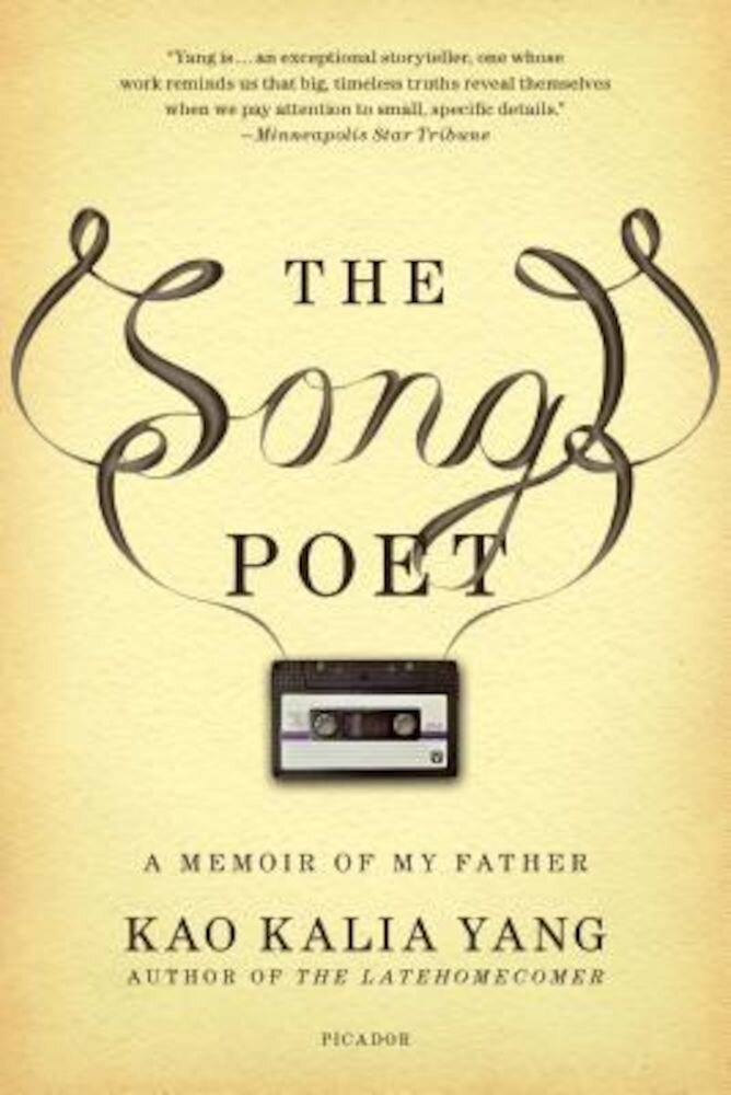 The Song Poet: A Memoir of My Father, Paperback