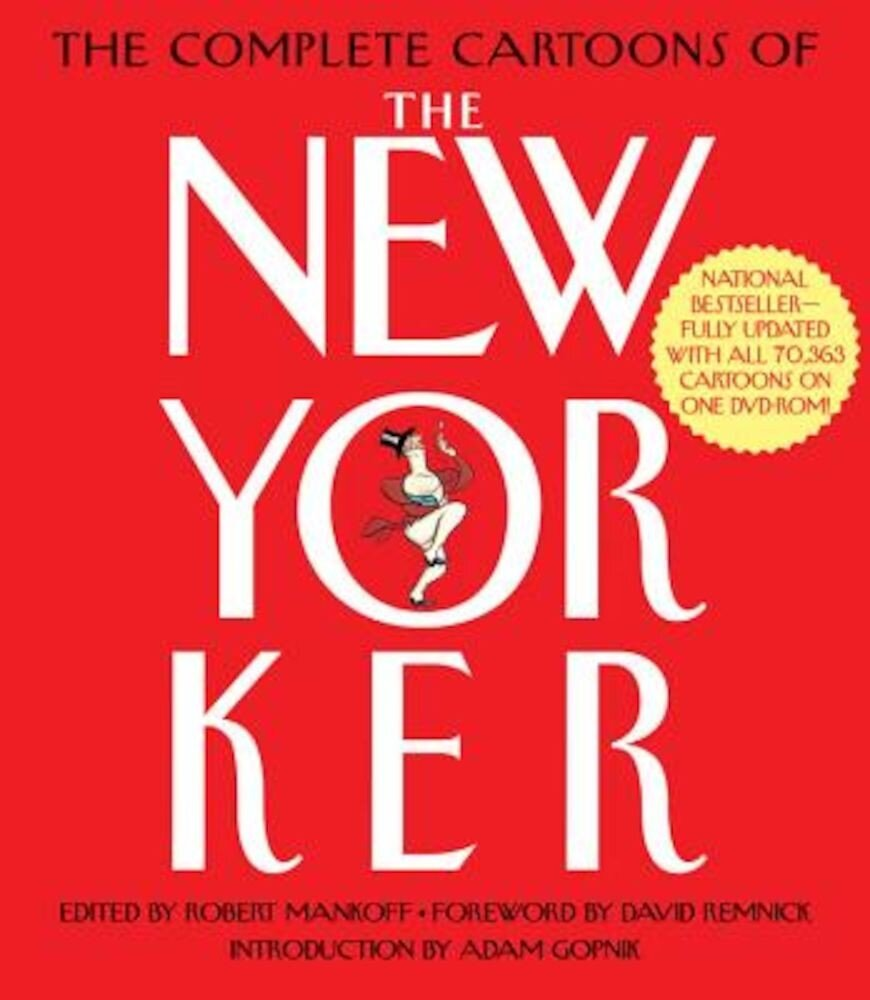 Complete Cartoons of the New Yorker [With DVD-ROM], Paperback