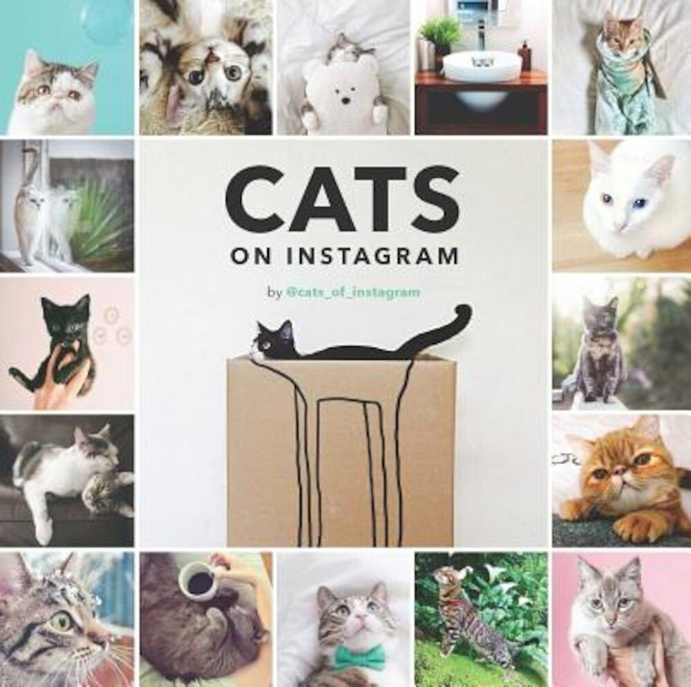 Cats on Instagram, Hardcover