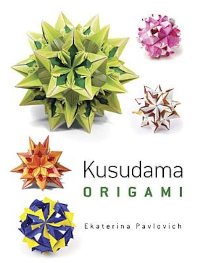 Kusudama Origami, Paperback