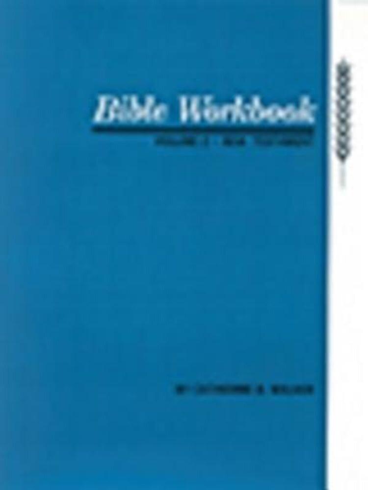 Bible Workbook Vol. 2 New Testament, Paperback