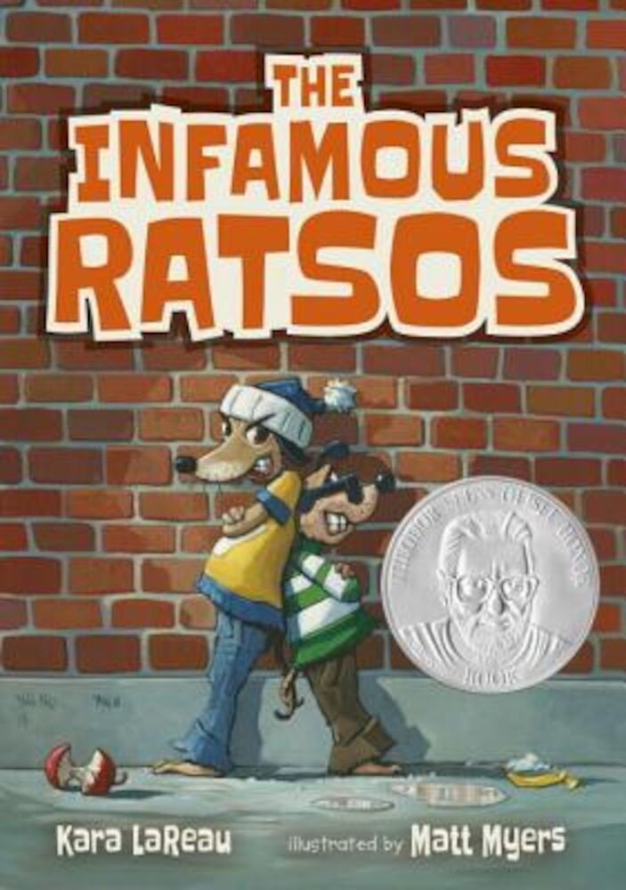 The Infamous Ratsos, Hardcover
