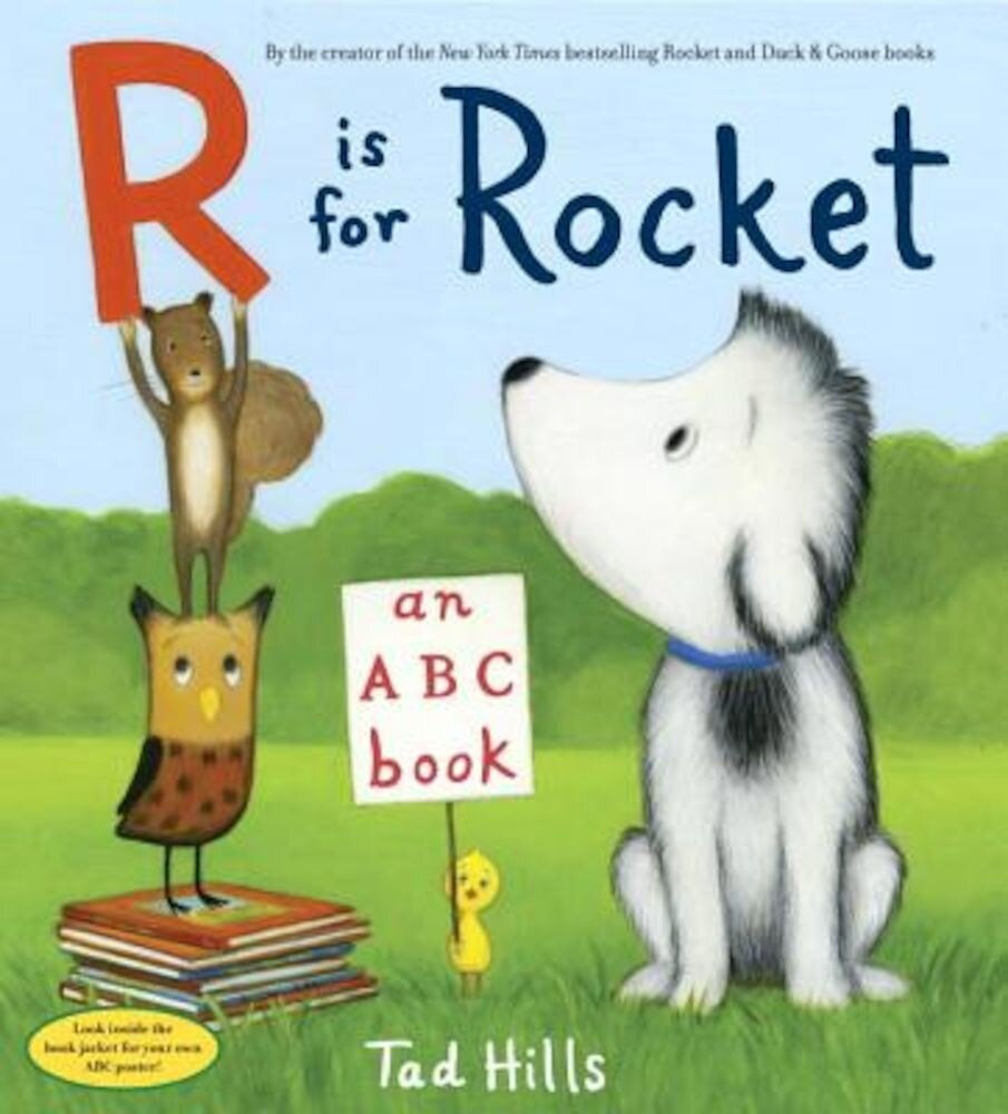 R Is for Rocket: An ABC Book, Hardcover