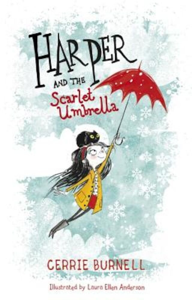 Harper and the Scarlet Umbrella, Hardcover
