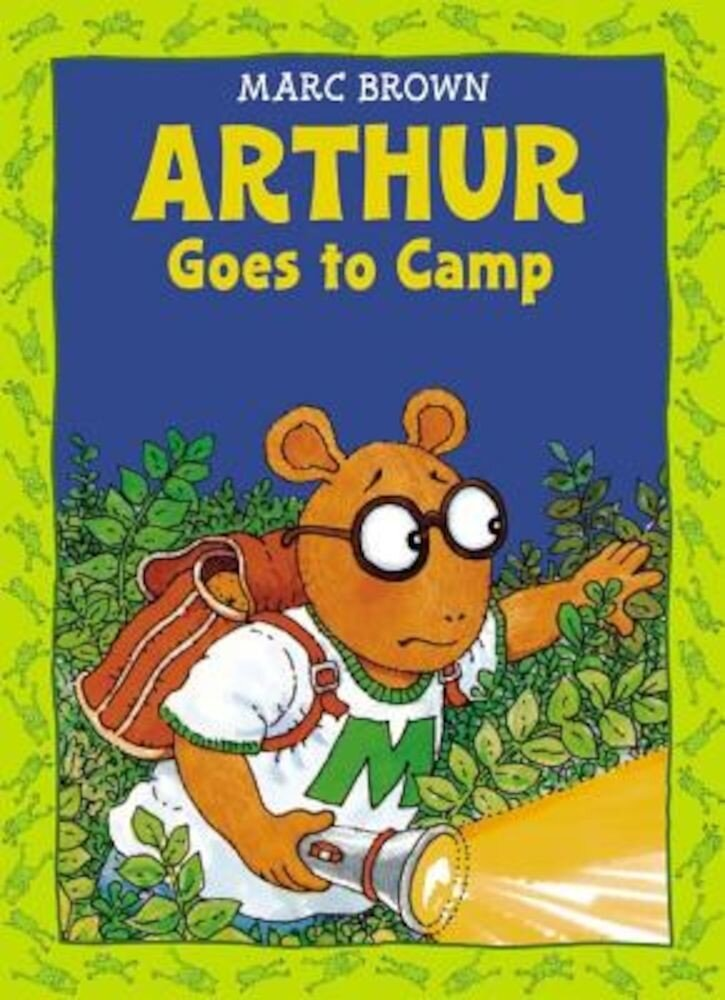 Arthur Goes to Camp, Paperback